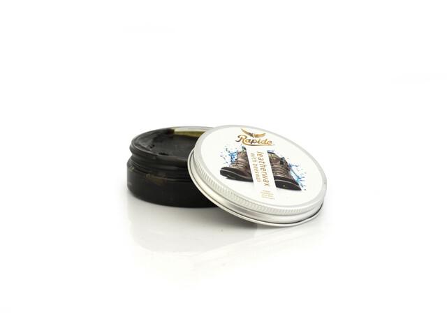Rapide Leatherwax 50ml, black